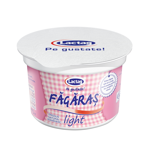 Lactag_FAGARAS-LIGHT-pahar-175g